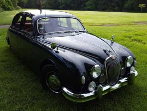 Classic Jaguar Saloon photo